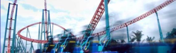 Xcelerator Amusement Attraction